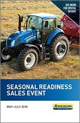 SEASONAL READINESS SALES EVENT