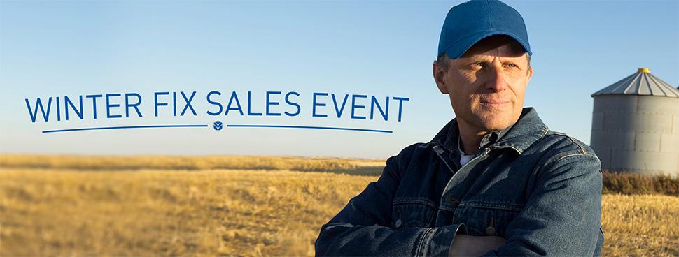 Winter Fix Sales Event