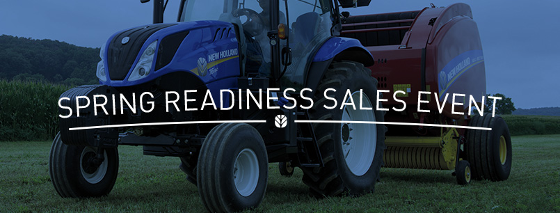 Spring Readdiness Sales Event